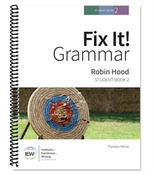 Fix It! Grammar Book 2 - Student Book