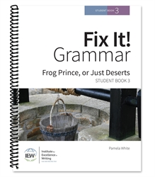 Fix It! Grammar Book 3 - Student Book