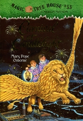 Magic Tree House #33 (Merlin Mission)