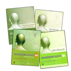 Dimensions Mathematics 8A - Bundle