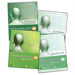 Dimensions Mathematics 8B - Bundle