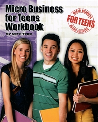 Micro Business for Teens - Workbook