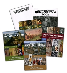 Exploring World History - Full Set