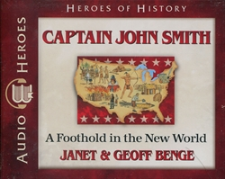 Captain John Smith - Audio Book
