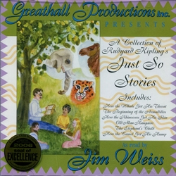 Collection of Just So Stories - Audiobook