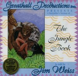 Jungle Book - Audiobook