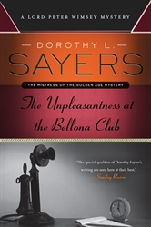 Unpleasantness at the Bellona Club