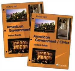Sonlight American Government/Civics - Student & Parent Guide