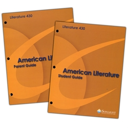 Sonlight American Literature - Student & Parent Guide