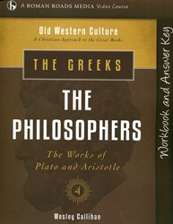 Old Western Culture: The Greeks Volume 4 - Workbook