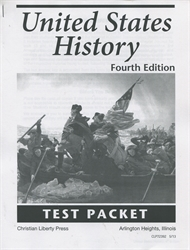 United States History - CLP Test Packet