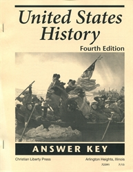 United States History - CLP Answer Key