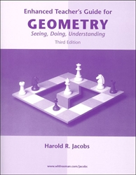 Geometry: Seeing, Doing, Understanding - Enhanced Teacher Guide