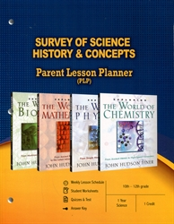 PLP: Survey of Science History & Concepts - Parent Lesson Planner