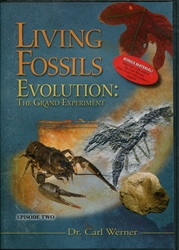 Living Fossils - DVD