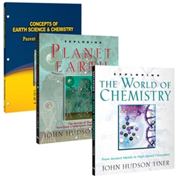 PLP: Concepts of Earth Science & Chemistry - Package