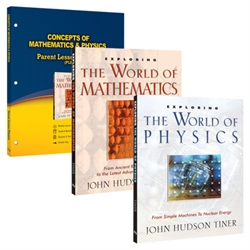 PLP: Concepts of Mathematics & Physics - Package