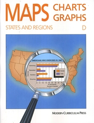 Maps/Charts/Graphs Level D
