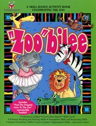 Zoo-Bilee: A Skill-Based Activity Book Celebrating the Zoo