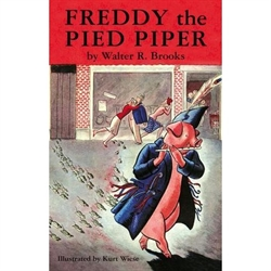 Freddy the Pied Piper