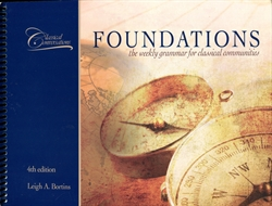 Classical Conversations Foundations Cycle 1 Audio Cds Exodus Books