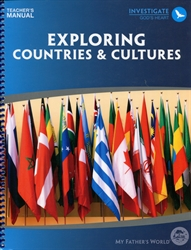 MFW Exploring Countries & Cultures - Teacher's Manual