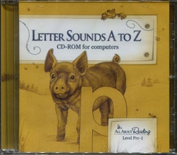 Letter Sounds A to Z - CD-ROM