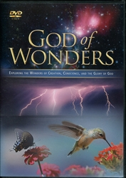 God of Wonders DVD