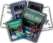 BJU Physical World - Home School Kit (really old)