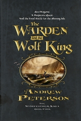 Warden and the Wolf King (hardcover)
