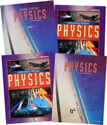 BJU Physics - Home School Kit (old)