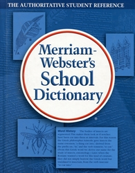 Merriam-Webster School Dictionary