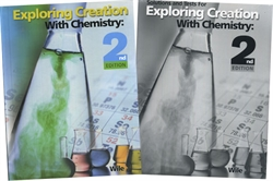 Apologia: Exploring Creation With Chemistry - Home School Kit (old)