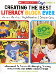 Creating the Best Literacy Block Ever