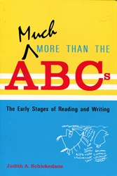Much More Than the ABCs