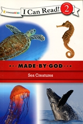 Made By God: Sea Creatures