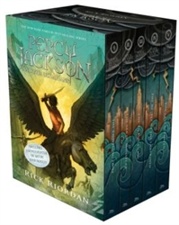 Percy Jackson & The Olympians - Boxed Set