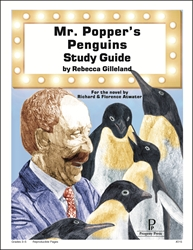 Mr. Popper's Penguins - Progeny Press Study Guide