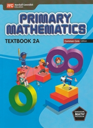 Primary Mathematics 2A - Textbook CC