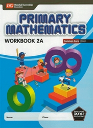 Primary Mathematics 2A - Workbook CC
