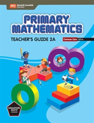Primary Mathematics 2A - Teacher's Guide CC