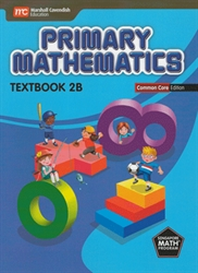 Primary Mathematics 2B - Textbook CC
