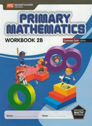Primary Mathematics 2B - Workbook CC