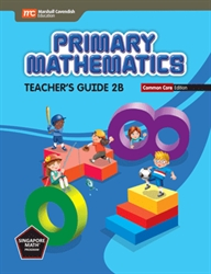 Primary Mathematics 2B - Teacher's Guide CC