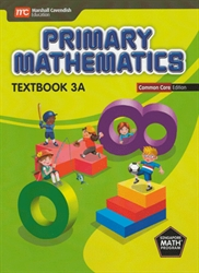 Primary Mathematics 3A - Textbook CC