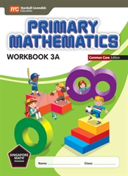 Primary Mathematics 3A - Workbook CC