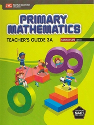 Primary Mathematics 3A - Teacher's Guide CC