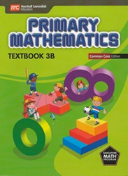 Primary Mathematics 3B - Textbook CC