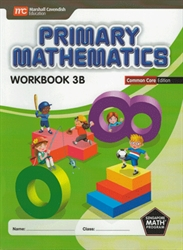 Primary Mathematics 3B - Workbook CC