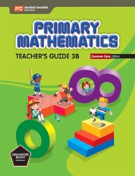 Primary Mathematics 3B - Teacher's Guide CC